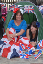 Fans of Prince William and Kate Middleton
