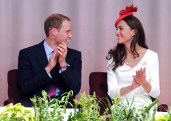 Prince William and Catherine, Duchess of Cambridge