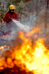 Fires continue to burn in Portugal