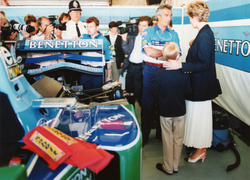Prince Harry and Princess Diana