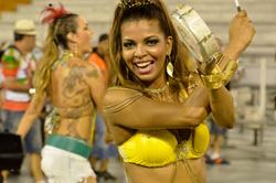 Samba School Rehearsal
