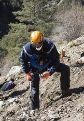 Germanwings  9525 Crash Site