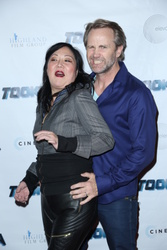 Margaret Cho and Lee Tergesen