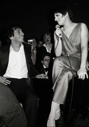 Steve Rubell,  Liza Minnelli