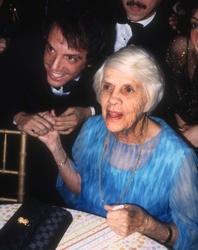 Steve Rubell and Lillian Carter