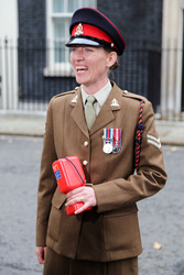 Corporal Linda Noble