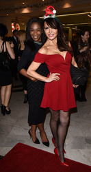 Karen Bryson and Lizzie Cundy
