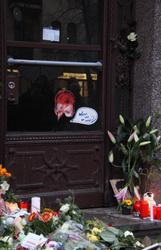 David Bowie Berlin farewell
