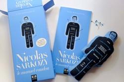 Nicolas Sarkozy Voodoo Manual and Doll