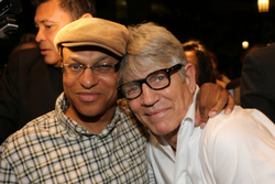 Clinton Wallace and Eric Roberts