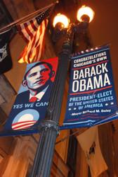 Barack Obama Banners
