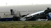 British Airways passenger plane
