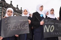 Vigil for the victims London Terror Attack