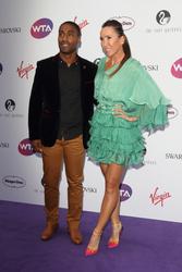 Simon Webbe and Jelena Jankovic