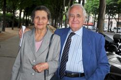 Simone Veil and Antoine Veil