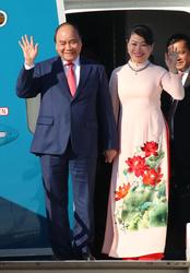 Nguyen Xuan Phuc and   Tran Thi Nguyet Thu