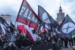 """""""March of Independence"""" in Poland"""