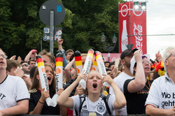German Fans World Cup 2018