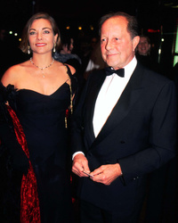 Theresa Russell and Nicolas Roeg