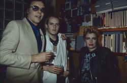 Kim Wilde,  Marty Wilde and Ricky Wilde