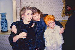 Alyson Moyet, Meatloaf and Toyah Willcox
