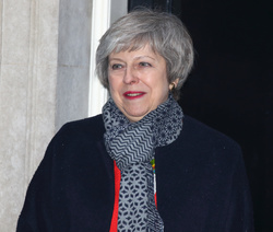 Prime Minister Theresa May