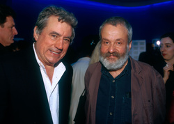 Terry Jones and  Mike Leigh