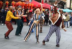 American Soul - flash mob