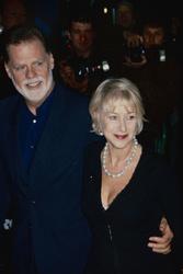 Helen Mirren and Taylor Hackford