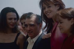 Martin Scorsese, Winona Ryder, Sigourney Weaver and Lena Olin