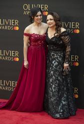Christie Prades and Gloria Estefan