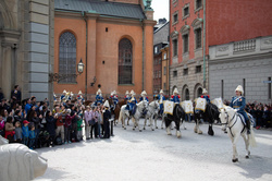 Celebrations for King Carl XVI Gustaf