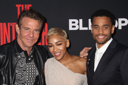 Dennis Quaid, Meagan Good, Michael Ealy