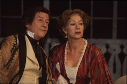 Helen Mirren and John Hurt