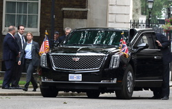 US Presidential Limo
