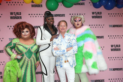 Ginger Minj, Bob the Drag Queen, Carson Kressley, Kim Chi
