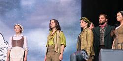 Cast of Les Miserables