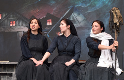 Cast of Fiddler On The Roof