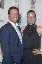 Steffen Hacker and Esther Maass