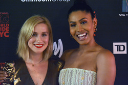 Danielle Korn and Leyna Bloom