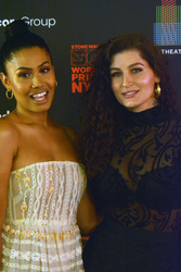 Leyna Bloom and Trace Lysette