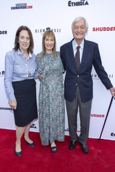Julie Corman, Gale Anne Hurd and Roger Corman
