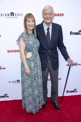 Gale Anne Hurd and  Roger Corman
