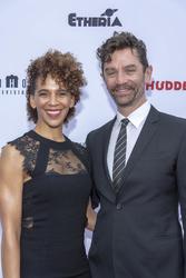 Marta Cunningman and James Frain