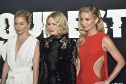 Sienna Miller, Naomi Watts and Annabelle Wallis
