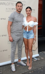 Sam Mucklow and Shelby Tribble