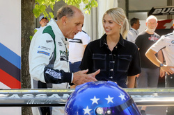 "Hans-Joachim ""Strietzel"" Stuck and Lena Gercke"