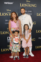 Ayesha Curry, Steph Curry, Riley Curry, Ryan Curry