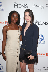 Sasha Compere and Vanessa Marano