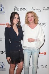 Vanessa Marano and Virginia Madsen